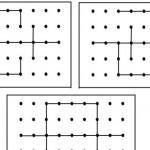Motricidad-fina-con-puntos.-Nivel-medio-y-simetrico-medio