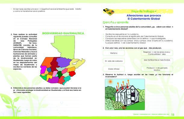 GEA EDUCADORES: Cuadernos de Conocimiento del medio y educación ...