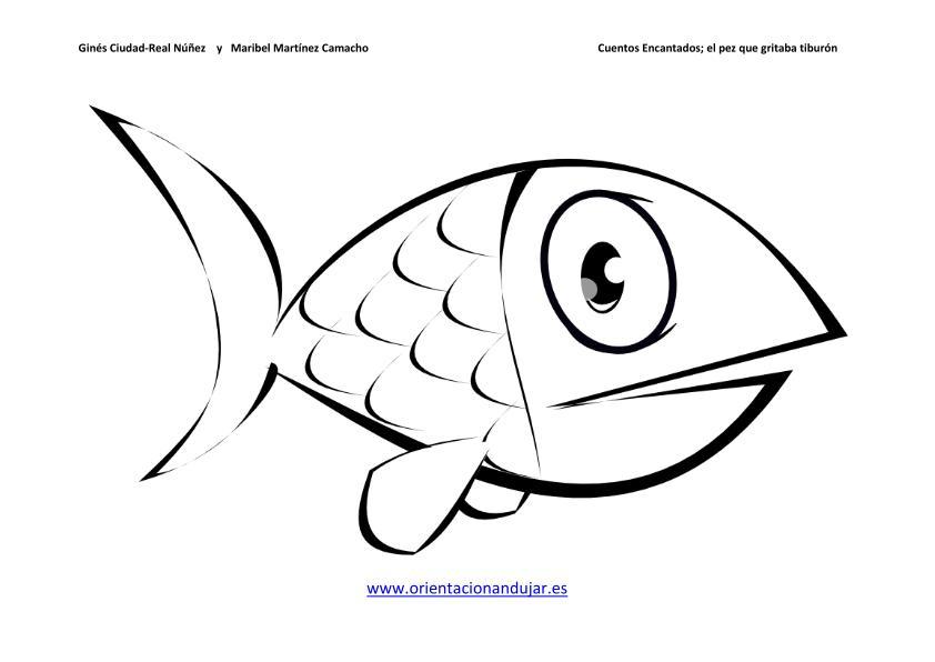 gea educadores  el pez que gritaba tibur u00f3n  video cuentos