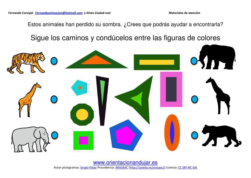 Excepcional Imágenes De Animales Para Niños A Color Regalo - Dibujos ...