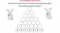 Presentamos unas nuevas actividades para trabajar las operaciónes básicas concretamente la suma, mediante nuestras pirámides secretas (en esta ocasión las pirámides son de 7 alturas) para trabajar la competencia matemática, […]