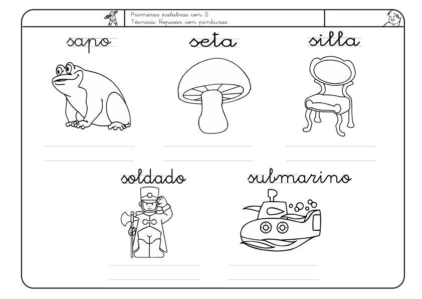 Único Letra F Hoja Para Colorear Foto - Dibujos Para Colorear En ...