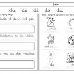 metodo de lectoescritura jose boo Letra D