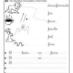 metodo de lectoescritura jose boo Letra F