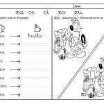 metodo de lectoescritura jose boo Letra Z