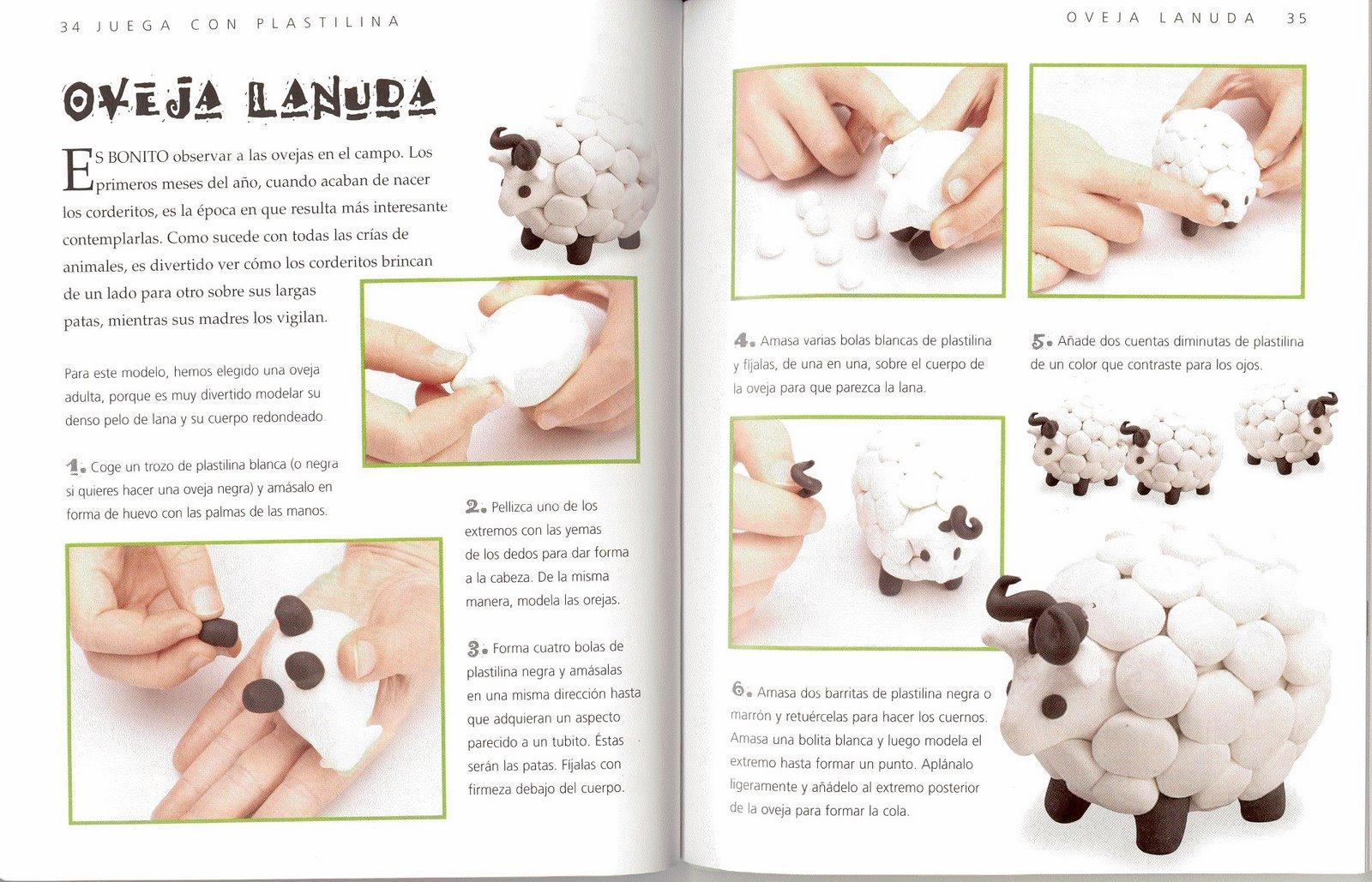 Oveja orientaci n and jar recursos educativos - Como hacer una oveja ...