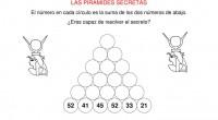 Presentamos unas nuevas actividades para trabajar las operaciónes básicas concretamente la suma, mediante nuestras pirámides secretas (en esta ocasión las pirámides son de 7 alturas, siendo los números de la […]