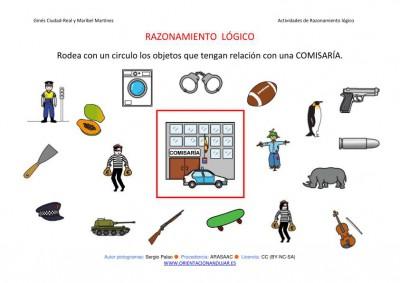 CATEGORIZAR IMAGENES COSISARÍA