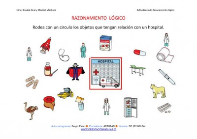 CATEGORIZAR HOSPITAL