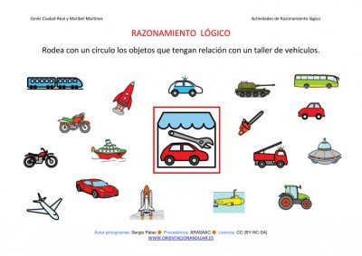 categorizar taller de vehículos