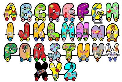 aprende las letras del abecedario