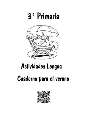 CUADERNO DE LENGUA VERANO VERONICA PAREDES