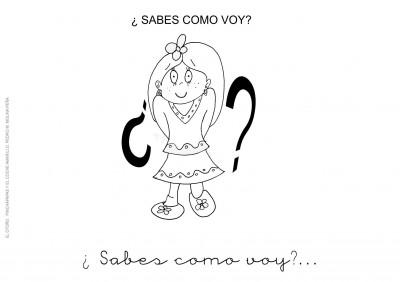 7. SABES COMO VOY