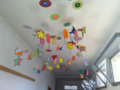 M vil para decorar los techos de nuestros colegios y for Aplicaciones para decorar el movil