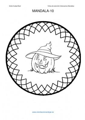 coleccion de mandalas de halloween IMAGENES_11