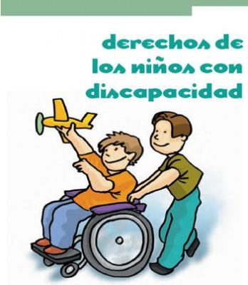 d5bbe51da Derechos del niño y la niña con discapacidad Materiales para todas las  Etapas