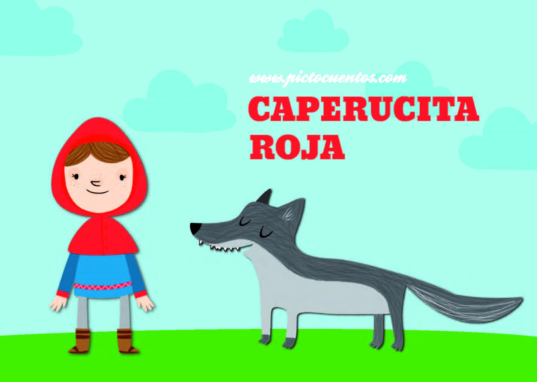 Caperucita y el lobo feroz - 5 7