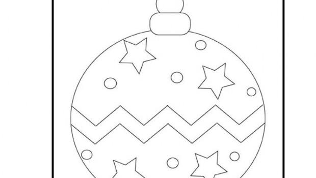 Bola navidad para colorear latest bola de navidad con for Dibujo bola navidad
