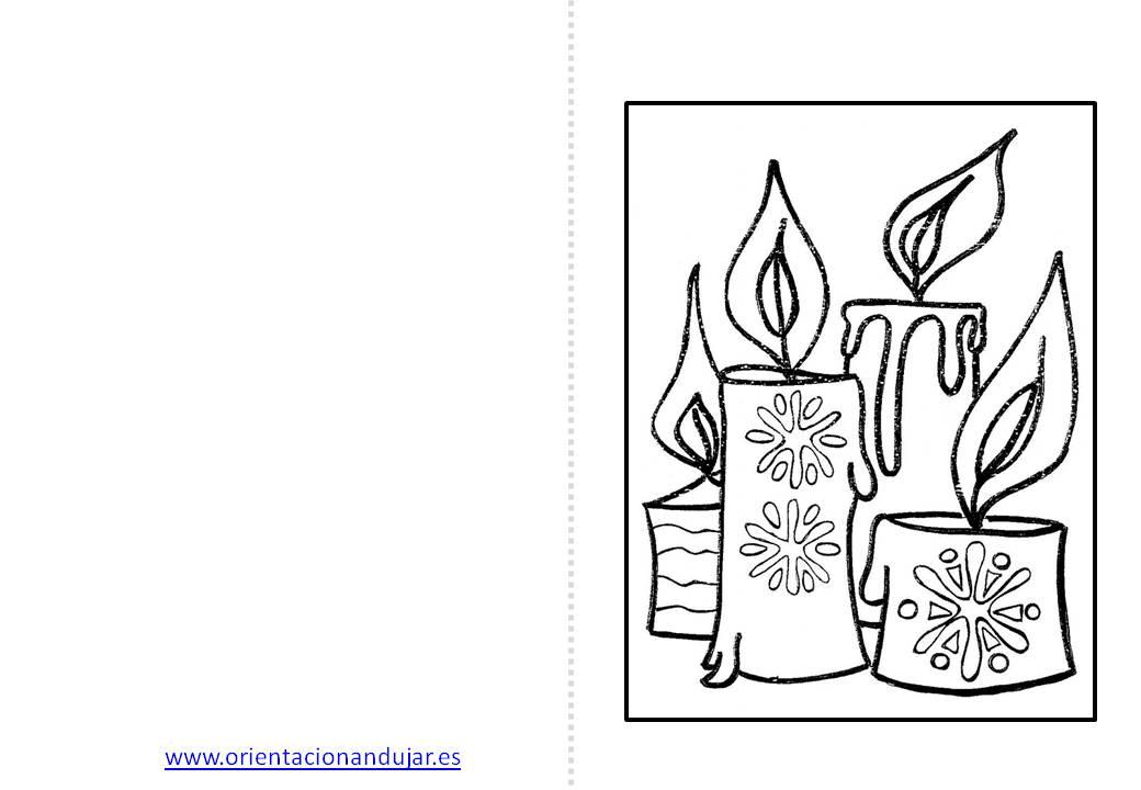 Christmas de Navidad para colorear (7) - Orientación Andújar ...