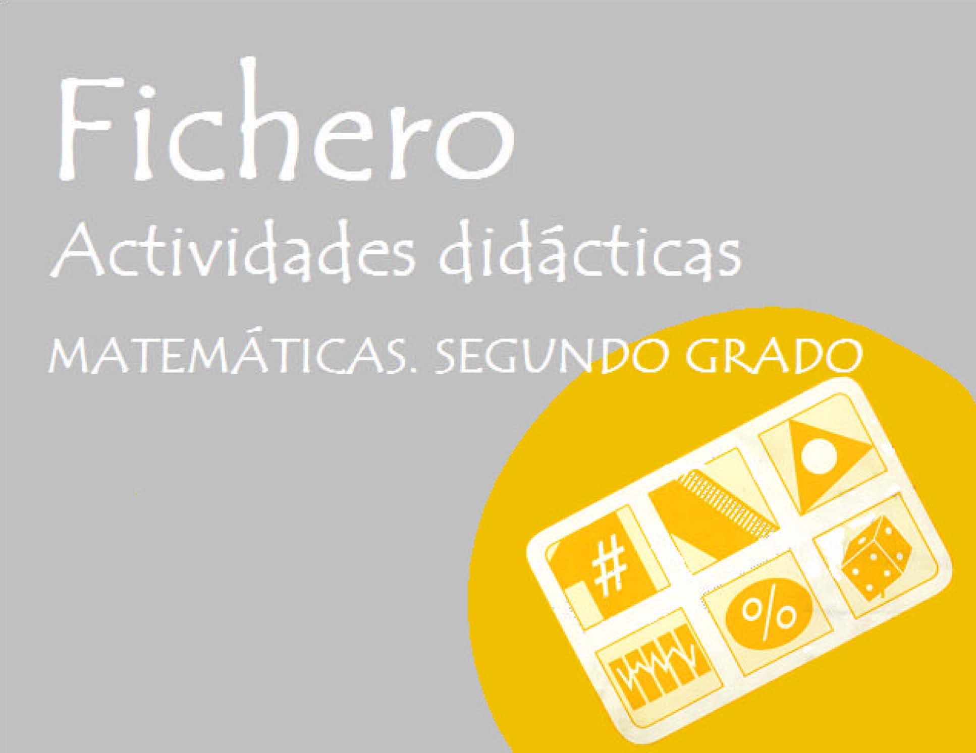 Coleccion de Actividades didácticas matemáticas segundo primaria o ...