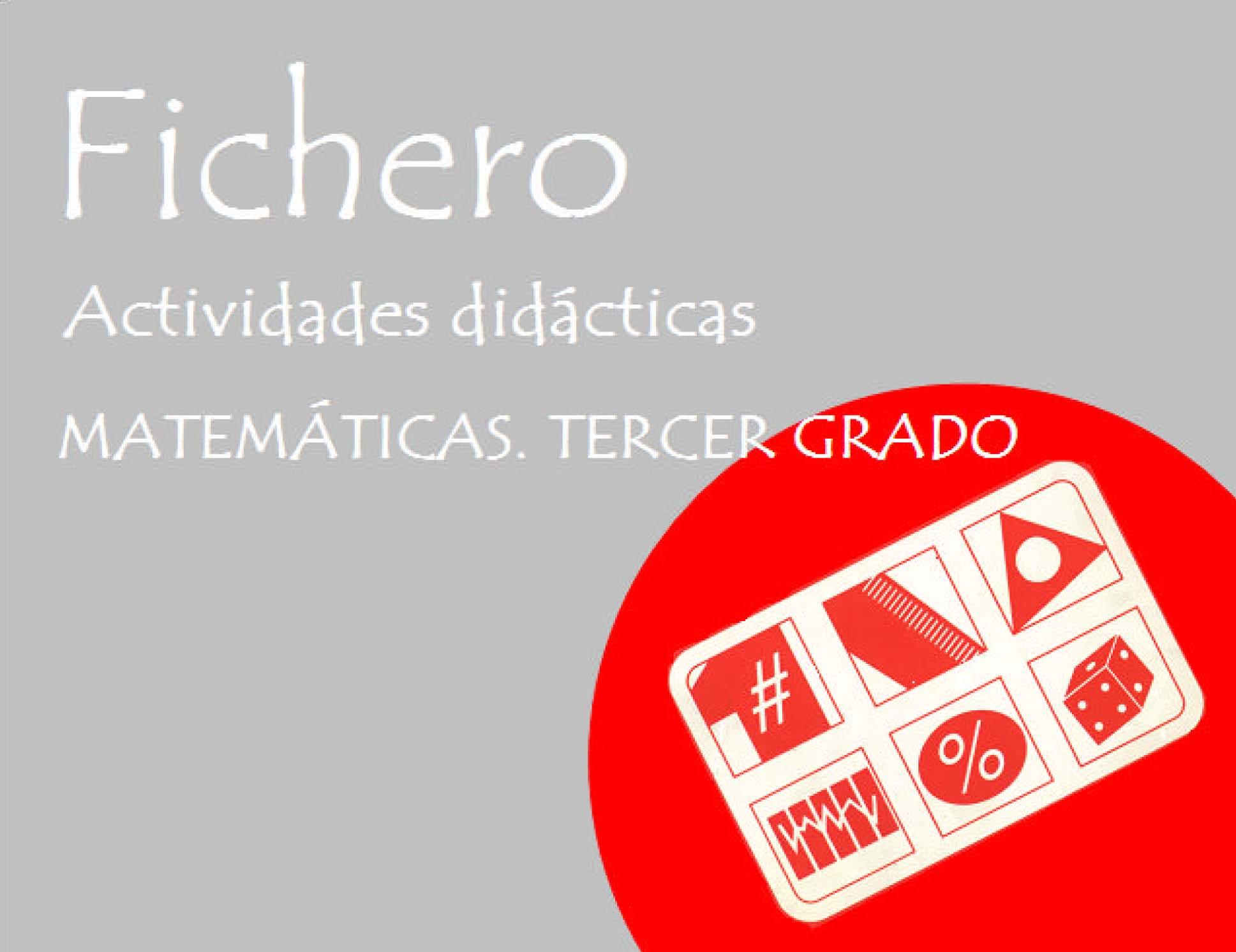 Coleccion de Actividades didácticas matemáticas tercero primaria o ...