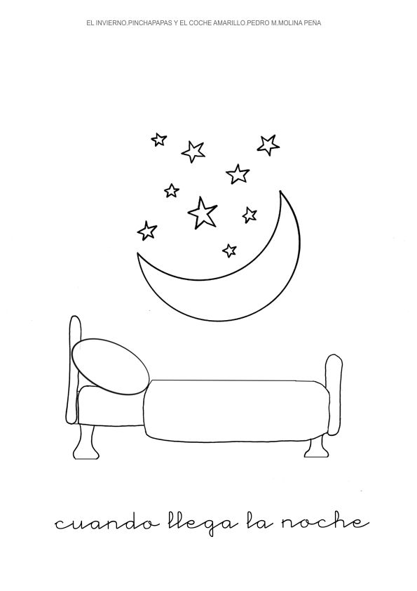 12. cuando llega la noche - Orientación Andújar - Recursos Educativos