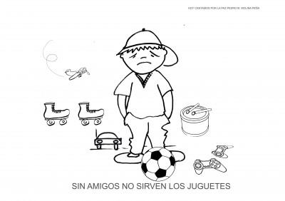 3.S A. NO MESIRVEN LOS JUGUETES