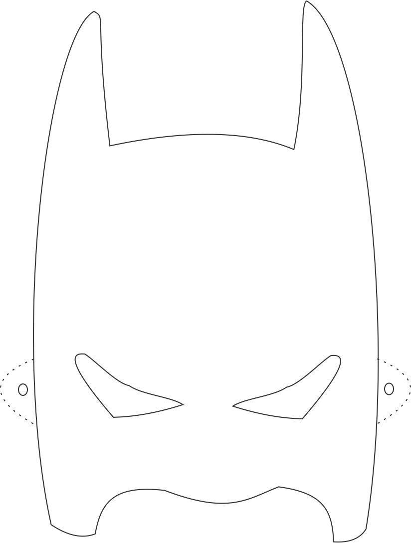 Moderno Imprimible Batman Para Colorear Foto - Dibujos Para Colorear ...