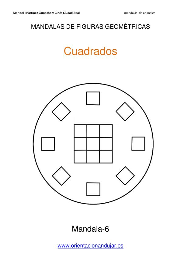 madalas geometricas cuadrados imagenes_07 - Orientación Andújar ...