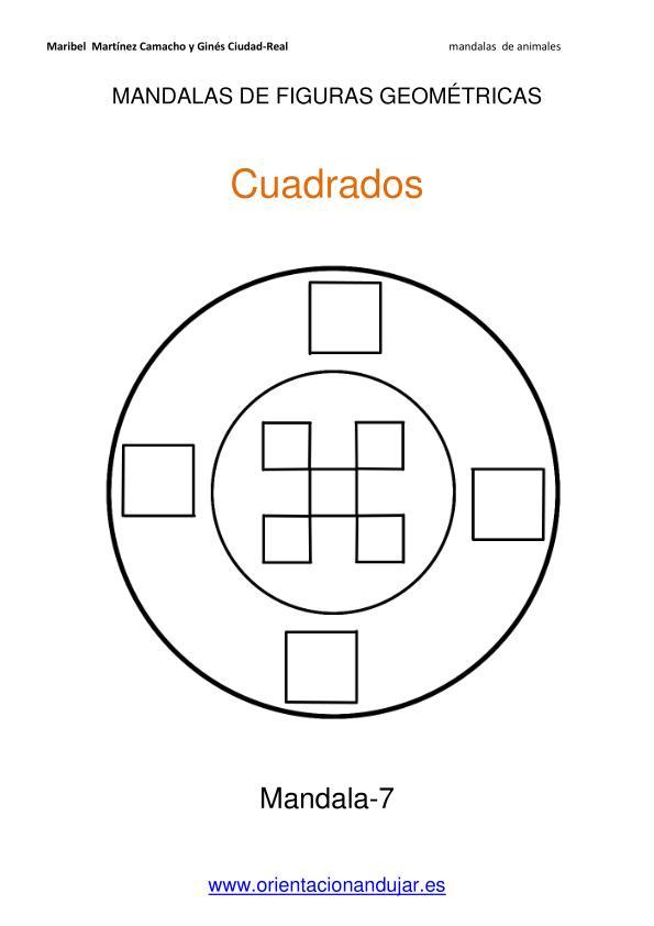 madalas geometricas cuadrados imagenes_08 - Orientación Andújar ...