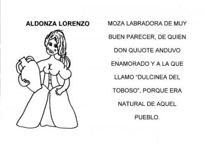 ALDONZA LORENZO