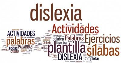 actividades dislexia imagen plantillas