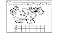 Nueva y divertida actividad para trabajar la atención de nuestros alumnos, contando y coloreando formas geométricas que están dentro de animales. CONTAR Y COLOREAR Con esta actividad trabajamos no solo […]