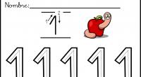 Desde Orientación Andújar estamos preparando unas fichas muy entretenidas y útiles para trabajar la lectoescritura de los números. Hemos empezado con una serie de fichas para trabajar el número 1 […]