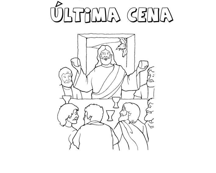 Ultima Cena 2 Orientación Andújar Recursos Educativos