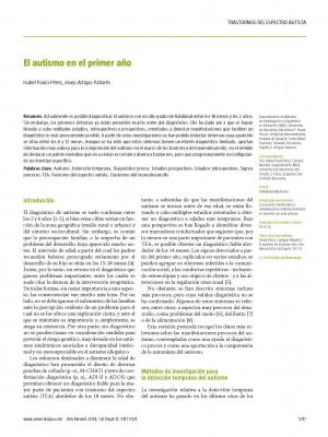 Paula y Artigas (2014) - El autismo en el primer año (1)_Page_1