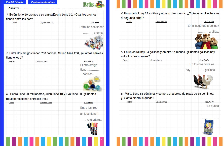 Problemas Curiosos De Matematicas Para Niños