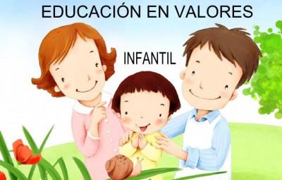 EDUCACION EN VALORES INFANTIL