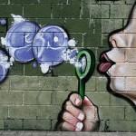 GRAFITI POMPAS DE JABON