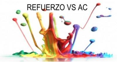 REFUERZO VS ACI