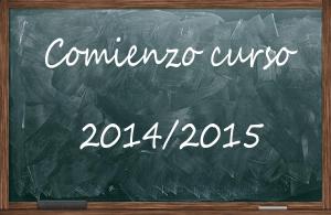 inico de curso 2014 2015