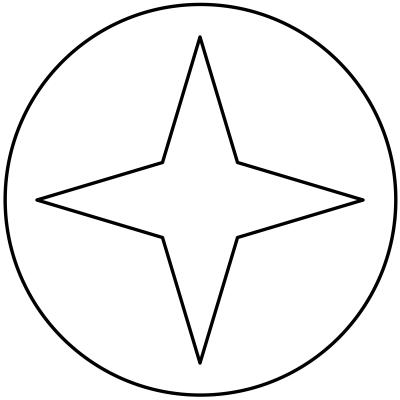 mandala estrella 1