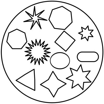 mandala estrella 11