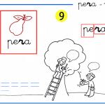 09. letra r de pera