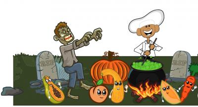 Fichas y actividades para Halloween recopilatorio infantil y primaria