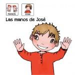 Cuentos para niños con pictogramas TEA ACNEAE  LAS MANOS