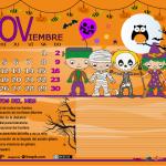 NOVIEMBRE 2014 DATOS Y COLOR