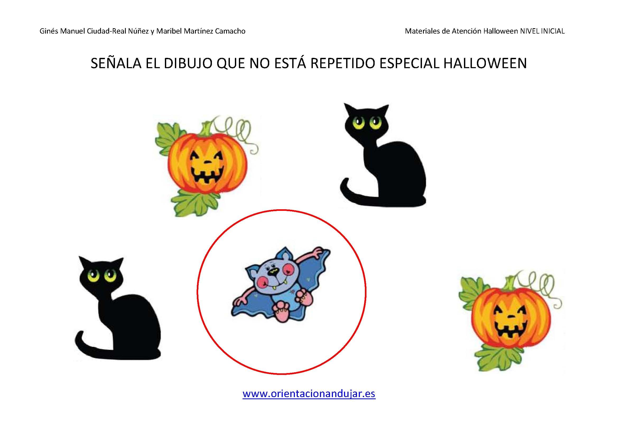 http://www.orientacionandujar.es/wp-content/uploads/2014/10/Se%C3%B1ala-EL-DIBUJO-QUE-NO-ESTA-REPETIDO-HALLOWEEN-NIVEL-INICIAL.pdf