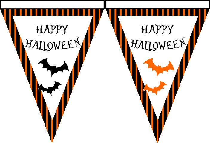 Imprimible decoracion de halloween una fiesta en tu cole - Decoracion halloween para imprimir ...