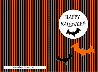 invitaciones halloween 2014